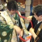 七条袈裟の着付け方法(浄土真宗本願寺派)研修会レポ・動画リンクあり。