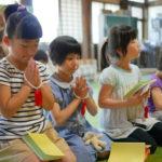 こんな感じでやってます。5月 賢明寺仏教こども会 日曜学校レポート