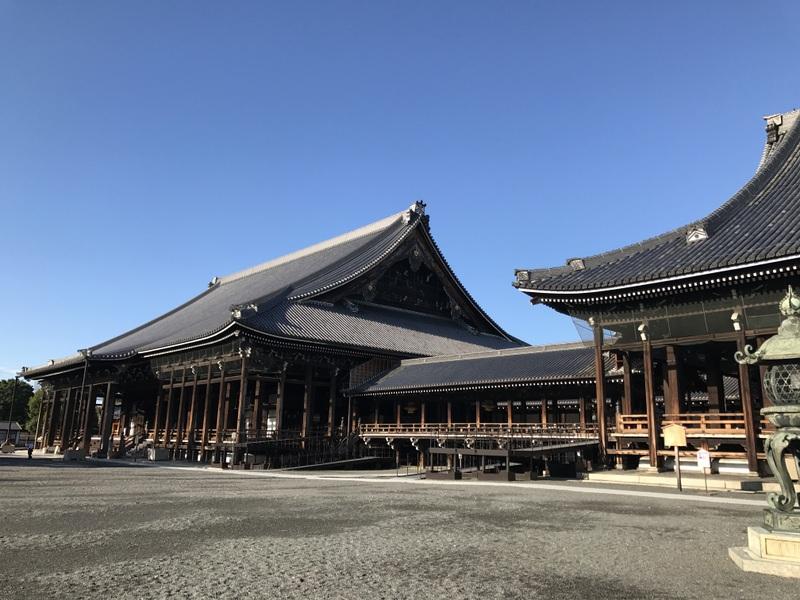 京都旅行に、お坊さんからのおススメ!本願寺の宿坊に泊まろう!聞法会館