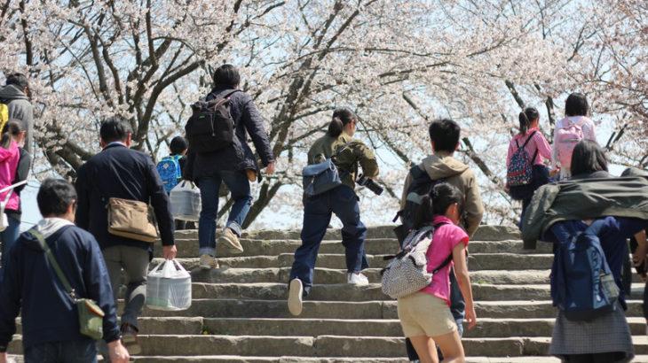 2018.03.27 バスハイクにて、お散歩写真 舞鶴公園など